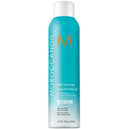 Сухой шампунь для светлых волос Moroccanoil 205 мл