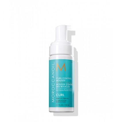 Мусс-контроль для вьющихся волос Moroccanoil Curl Control Mousse