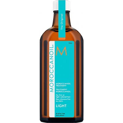 Масло для тонких и светлоокрашенных волос Moroccanoil Treatment For Fine And Light-Colored Hair